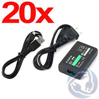 Wholesale Lot - 20X Wall Charger AC Adapter for PS Vita 2000 (PCH-2001)