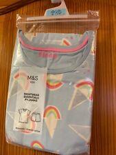 S set 12 m à 15-16 ans Girls Toddler Teens Pyjama Kids pyjama à rayures Nightwear M