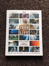 The Tree of Life Plain Archive Full Slip Blu Ray Rare Sold Out OOP First Edition