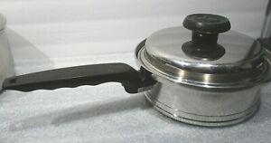 Lifetime T304 CC Stainless Steel 1 Quart Sauce Pan