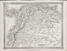 1842. Colombia. Map. Alexander Findlay Db54