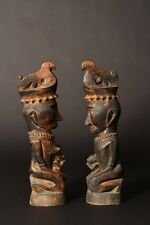 Male and Female Patung Figurine