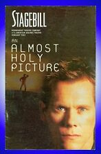 Playbill + An Almost Holy Picture + Opening Night + Kevin Bacon , John Dossett