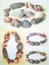Rice Paper Schells and for Decoupage Scrapbook Craft 57