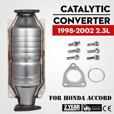 OEM For 98-02 Honda Accord 4 2.3L Direct Fit Catalytic Converter ECO IV Made