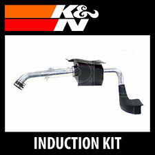 K&N Typhoon Performance Air Induction Kit - 69-7070TP - K and N High Flow Part