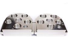 (2) Dillon Precision XL 650 Style tool head Billet Aluminum CNC Made Toolhead