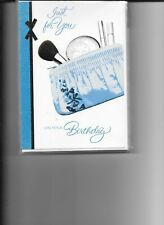 Birthday Cards x  6 Packs(12 in each) 2 Designs In Each New & Sealed In Box