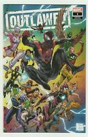 Outlawed 1 - Wraparound Variant - Miles Morales - Near Mint - NM