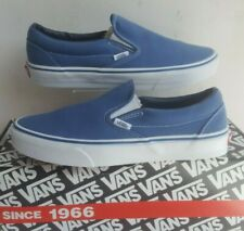VANS OFF THE WALL CLASSIC SLIP ON DECK SHOE TRAINERS SIZE 8 EUR 42 NEW RP £52.00