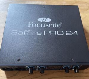 Focusite Saffire Pro 24 Firewire Interface
