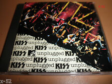 KISS UNPLUGGED cd GENE SIMMONS live BETH Rock And Roll All Nite DOMINO comin hom