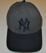 New Era New York Yankees Ball Cap Hat MLB EK Brimley 49FORTY Size Large Baseball