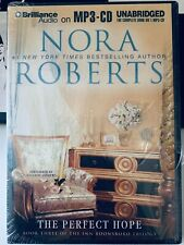 PERFECT HOPE (Book 3 - INN BOONSBORO TRILOGY) Nora...