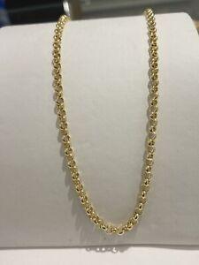 585 Gold Kette Gelbgold Erbskette Halskette 60cm,8,2gramm,Neue Kette+Etikett