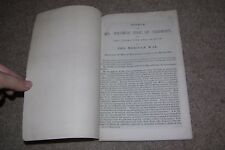 1847 Speech of Solomon Foot of Vermont on the Mexican War