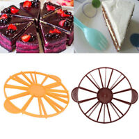torta divisor rebanada pastel torta 10/12 pieza igual marcador de porc*ws