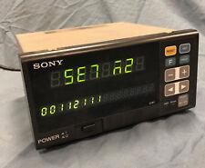 Sony LY51 Digital Gauge Probe Display LY51 Parts/repair ERROR
