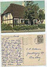 21561 - Lille Jens hus - Nordby - Samso - Ansichtskarte, gelaufen 30.8.1979