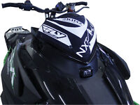 Skinz NXT LVL Windshield Pack Flat Black/White 2012-2016 Arctic Cat XF Series