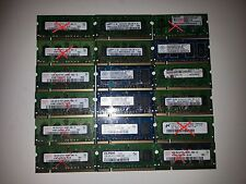Assorted Memory RAM 1GB DDR2 PC2-6400 800MHz for Laptop working well