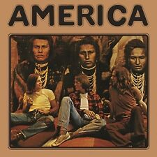 AMERICA 'AMERICA' BRAND NEW SEALED RE-ISSUE LP ON 180 GRAM VINYL