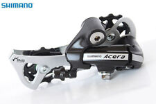 New Shimano Acera Rear Black Derailleur 7/8 Speeds RD-M360