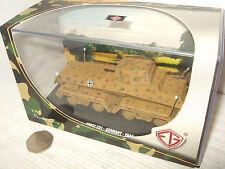 EG Models Sdkfz 231 of German Army & Display base & Lid in 1:43 Scale.