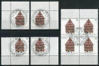 Bund 2970 Eckrand oder Viererblock gestempelt Vollstempel Berlin ETSST BRD 2012