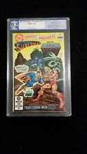 DC COMICS PRESENTS #47(1982)  9.2 1st APPEARANCE HE-MAN / SKELETOR WHITE PAGES