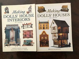 Making Dolls Houses Brian Nickolls & Making Dolls' House Interiors The Lodder's