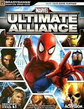 Marvel: Ultimate Alliance Signature Series Guide (Brady