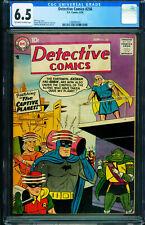 DETECTIVE #256 1958-DC-CGC 6.5 -BATMAN-MARTIAN MANHUNTER 1280487001