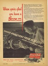 1946 Advertisement - SNAP-ON UNIVERSAL PULLER TOOL, KENOSHA, WI