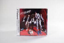 FTIsland - Flower Rock (CD + DVD) (Limited Edition) (Korea Version)