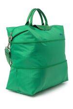 NEW Longchamp Le Pliage Club Expandable Nylon Shoulder Travel Bag $265 CACTUS
