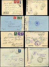 Used George VI (1936-1952) Italian Stamps
