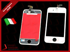 SCHERMO LCD + TOUCH SCREEN IPHONE 4S BIANCO