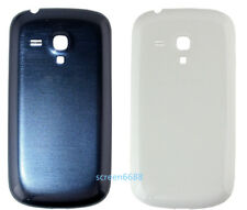 Back Door Housing Battery Cover Replacement For Samsung Galaxy S3 MINI i8190 new