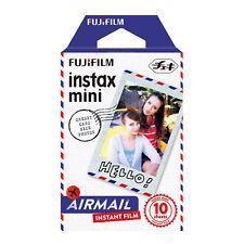 2017-12 Fujifilm Instax Mini Film Airmail  7s 8 25 50s 70 90 SP-1 NEW FREE SHIP