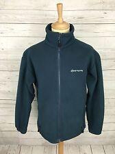 Men's Sprayway Fleece Jacket - Small - Green - Great Condition