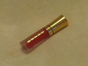 BUXOM Full-On Plumping Lip Cream Gloss 'Cherry Flip' Poppy Red Shade .07oz Tube