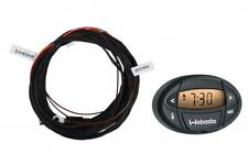 Umrüstsatz Zuheizer Standheizung Webasto Uhr 1533 für VW Amarok 2H Climatronic