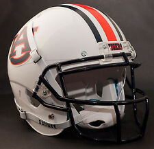 CAM NEWTON AUBURN TIGERS Schutt ROPO-SW Football Helmet FACEMASK - NAVY BLUE