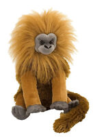 Golden Lion Tamarin Monkey 12 inch Plush stuffed animal by Wild Republic NEW