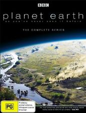BBC Planet Earth - Complete Series (DVD, 2007, 4-Disc Set)