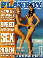 Playboy 06/1997      Melanie Anschütz & Victoria Silvstedt     Juni/1997