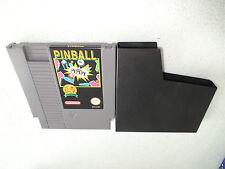 Pinball NES Nintendo Spiel nur das Modul