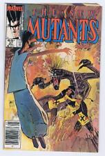 NEW MUTANTS 27 5.0 2ND FULL APPEARANCE LEGION DAVID HALLERS FX SHOW BB NEWSTAND
