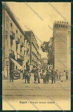 Napoli Bagnoli Stazione cartolina EE5851